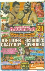 Mexico Oct. 21 2010
