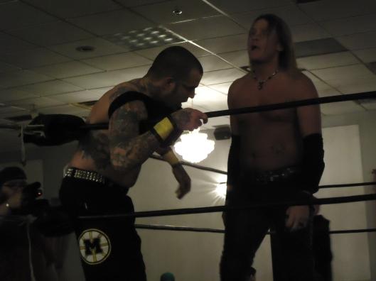 Wrestling Gods.  Image: The Professor's Co-Conspirator