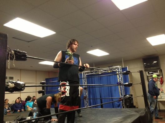 Douglas at SPW Feb. 22 2014.  Image: The Co-Conspirator