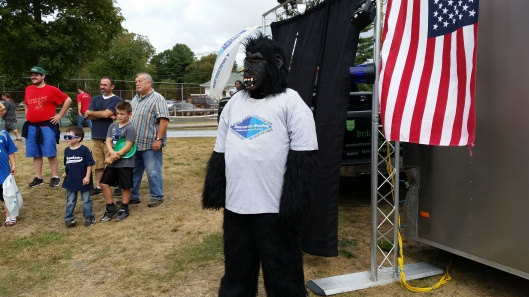 The SPW Gorilla