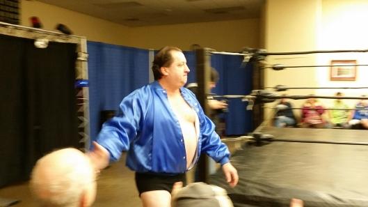 Gary Gold. Image: The Wrestling Professor