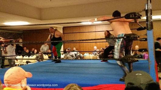Butello, Roche, & Paiva. Image © The Wrestling Professor