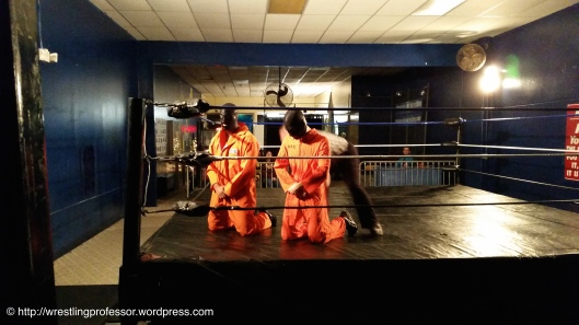 The Convicts. Image © The Wrestling Professor