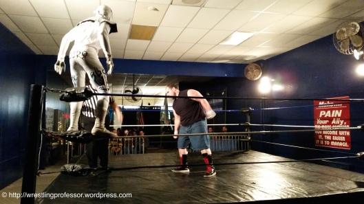 Zero & Nasty. Image © The Wrestling Professor