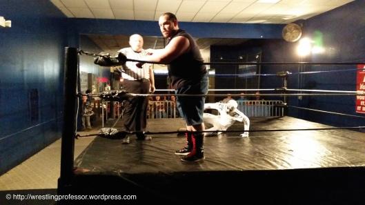 Mentoring, The Buck Nasty Method. Image © The Wrestling Professor