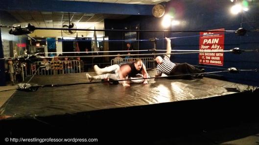 Lesson Over. Image © The Wrestling Professor