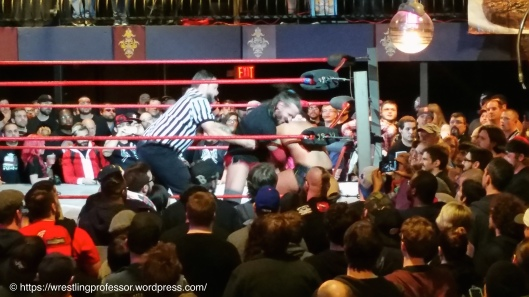 Dunn F's Over Janela. Image: The Professor