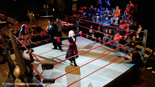 Nobody Does it Better- Lufisto. Image: The Professor